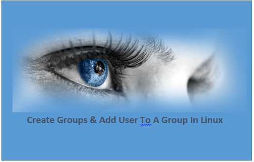 create groups in linux